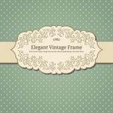 Frame do vintage Imagens de Stock