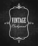 Frame do vintage Fotos de Stock Royalty Free