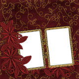 Frame do vintage da elegância Fotografia de Stock