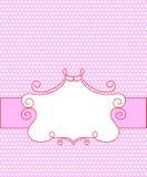 Frame dos doces Imagens de Stock Royalty Free