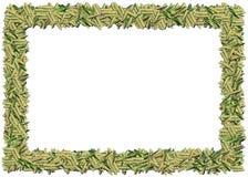 Frame dos grãos ilustração royalty free