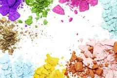 Frame dos produtos de composição Fotos de Stock