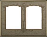 Frame double royalty free stock photos