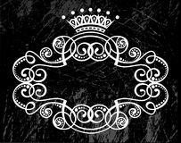 Frame element Royalty Free Stock Image