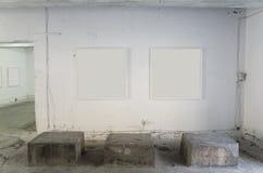 Frame em branco Imagens de Stock