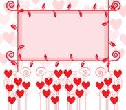 Frame encantador ilustração royalty free
