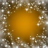 Frame estrelado Fotografia de Stock