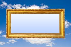 Frame Of Fame Stock Images
