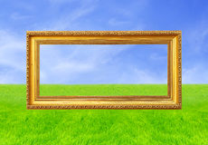 Frame Of Fame Royalty Free Stock Photo