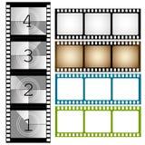 Frame, film Stock Photo