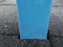 Frame in flexible tile for playground. Flexible floor Royalty Free Stock Photo
