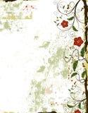 Frame floral Fotografia de Stock