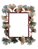 Frame floral da foto fotografia de stock royalty free
