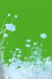 Frame floral do estilo ilustração do vetor