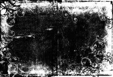 Frame fotográfico de Grunge ilustração royalty free