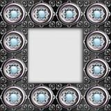 Frame gótico Foto de Stock Royalty Free
