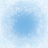 Frame gelado Imagens de Stock Royalty Free