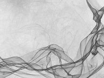 Frame grey monochrome abstract fire line Royalty Free Stock Photography