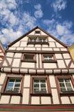 Frame_house fotografia de stock royalty free