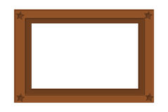 Frame illustration Stock Images