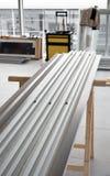 Frame interior da construção Imagem de Stock