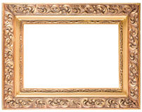Frame isolated Royalty Free Stock Photos