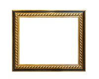 Frame isolated. On white with clipping path Royalty Free Stock Photos