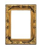 Frame isolated on white background stock images