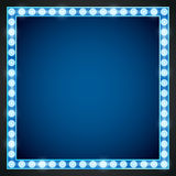 Frame lamp Stock Images