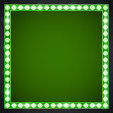 Frame lamp Royalty Free Stock Photography