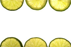 Frame lime Stock Photography