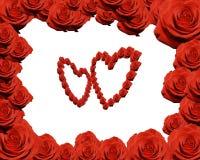 Frame Loving Imagens de Stock Royalty Free