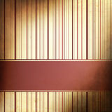 Frame made from colorful lines Royalty Free Stock Photos