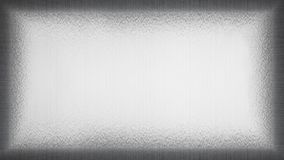 Frame made of stainless steel, Rolled metal royalty free stock photography