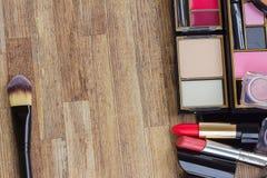 Frame of make up Stock Photo