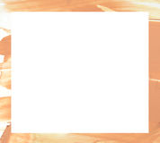 Frame of make up liquid foundation. Royalty Free Stock Photo