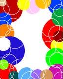 Frame Many-colored Fotos de Stock