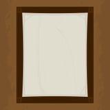Frame menu Stock Image