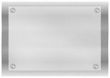 Frame metálico Imagem de Stock