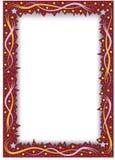 Frame met scherpe starborder Royalty-vrije Stock Afbeelding