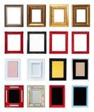 Frame mix Stock Image