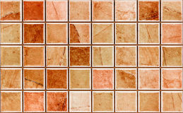 Frame mosaic tile background Royalty Free Stock Photo