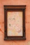 Frame mural velho Imagem de Stock Royalty Free
