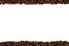 Free Frame Of Coffee Beans Royalty Free Stock Image - 8715586