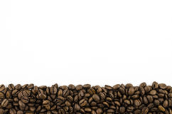 Free Frame Of Coffee Beans On White Background Stock Image - 50532861