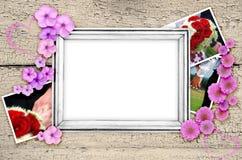 Free Frame Of Wedding Photos Royalty Free Stock Photo - 43612065