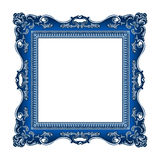 Frame old ornament Royalty Free Stock Image