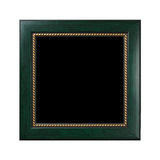 Frame of old-style baget Stock Images