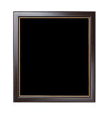 Frame of old-style baget Royalty Free Stock Photo
