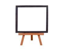 Frame op een schildersezel Royalty-vrije Stock Afbeeldingen